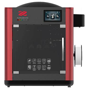 XYZprinting da Vinci Color AiO Imprimante 3D multifonction couleur à 1 tête d'impression PLA/Tough PLA/PETG - USB 2.0/Wi-Fi