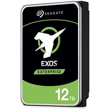 Seagate Exos X12 HDD 12 To (ST12000NM0037)