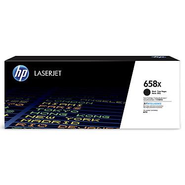 HP LaserJet 658X (W2000X)  Toner Noir grande capacité (33 000 pages à 5%)
