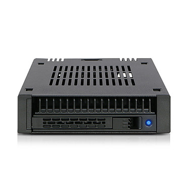 "ICY DOCK ExpressCage MB741SP-B Rack Amovible pour 1 disque 2.5"" SSD/HDD SAS/SATA dans baie 3.5"""