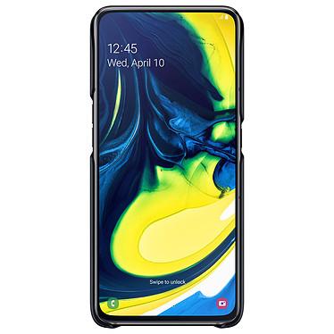 Samsung Coque Arrière Stand Noir Galaxy A80  pas cher