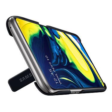 Avis Samsung Coque Arrière Stand Noir Galaxy A80