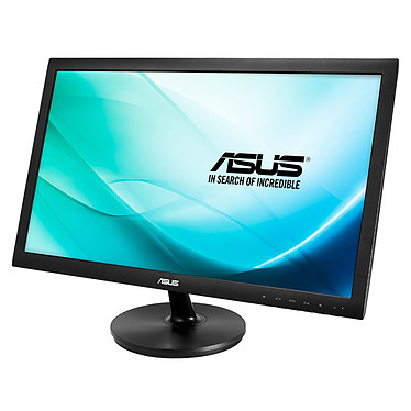 "ASUS 23.6"" LED - VS247NR 1920 x 1080 pixels - 5 ms - Format large 16/9 - Dalle TN - VGA - DVI - Noir"
