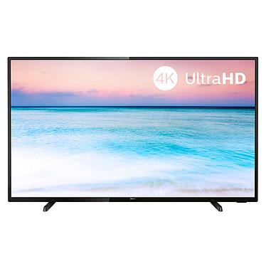 """Philips 65PUS6504  Téléviseur LED 4K 65"""" (165 cm) 16/9 - 3840 x 2160 pixels - Ultra HD 2160p - HDR - Wi-Fi - 1000 Hz"""