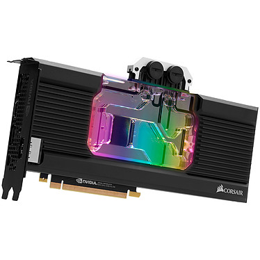 Acheter Corsair Hydro X Series XG7 RGB GPU Water Block 2080 FE
