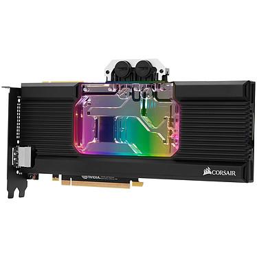 Avis Corsair Hydro X Series XG7 RGB GPU Water Block 2080 FE
