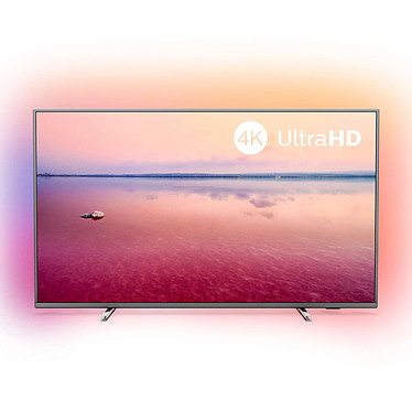 "Philips 50PUS6754 Téléviseur LED 4K Ultra HD 50"" (127 cm) 16/9 - 3840 x 2160 pixels - HDR - Wi-Fi - 1200 Hz - Son 2.0 20W"