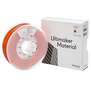 Ultimaker ABS Orange 750g Bobine ABS 2.85mm pour imprimante 3D Ultimaker