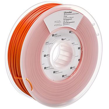 Avis Ultimaker ABS Orange 750g