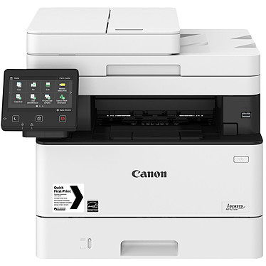 Canon i-SENSYS MF421dw Imprimante multifonction laser monochrome 3-en-1 recto/verso (USB 2.0 / Wi-Fi / Ethernet / AirPrint / Google Cloud Print)