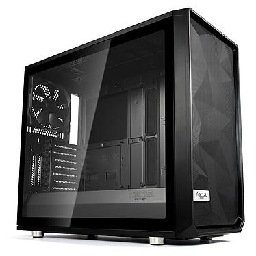 Fractal Design Meshify S2 TG (Noir) Boîtier Moyen Tour Noir avec fenêtre en verre trempé