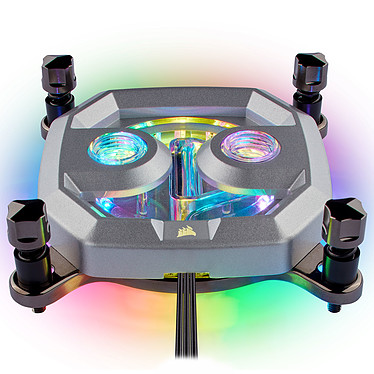 Avis Corsair Hydro X Series XC9 Waterblock CPU RGB