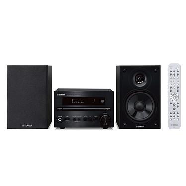Yamaha MusicCast MCR-B370D Noir / Noir