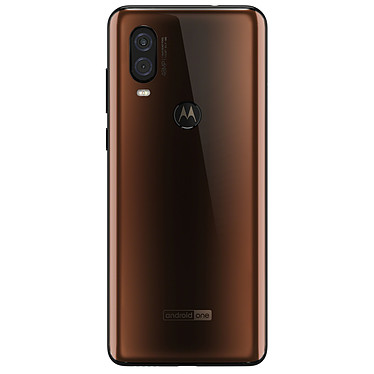 Motorola One Vision Bronze + Motorola VerveBuds 500 OFFERT ! pas cher