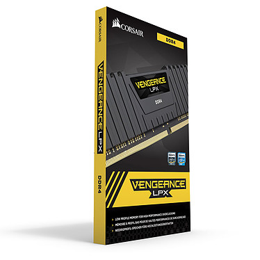 Acheter Corsair Vengeance LPX Series Low Profile 32 Go (2x 16 Go) DDR4 3200 MHz CL16