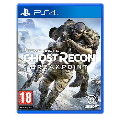 Tom Clancy's Ghost Recon : Breakpoint (PS4) Jeu PS4 Action-Aventure 18 ans et plus