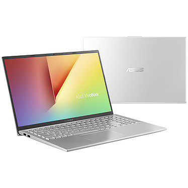 "ASUS Vivobook S512DA-EJ162T AMD Ryzen R5 3500U 8 Go SSD 512 Go 15.6"" LED Full HD Wi-Fi AC/Bluetooth Webcam Windows 10 Famille 64 bits"