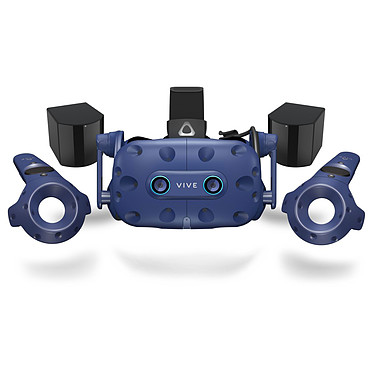 HTC Vive Pro Eye + Pack Advantage Entreprise pas cher