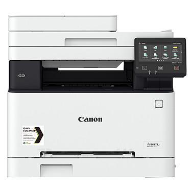 Canon i-SENSYS MF645Cx Imprimante multifonction laser couleur 4-en-1 A4 recto/verso automatique (USB 2.0/Wi-Fi/Ethernet)