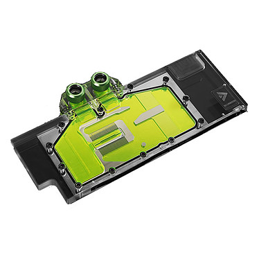 Barrow Waterblock BS-NVG2080T-PA (GeForce RTX 2080/2080 Ti) Waterblock RGB pour carte graphique Nvidia GeForce RTX 2080/RTX 2080 Ti