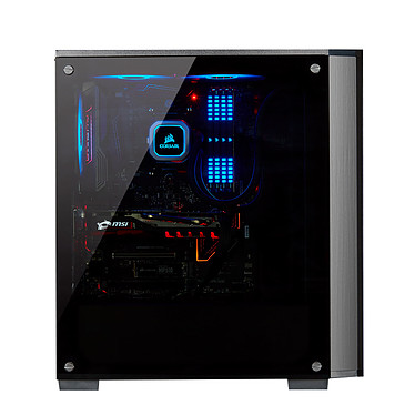 Avis Corsair Carbide Series 175R RGB (Noir)