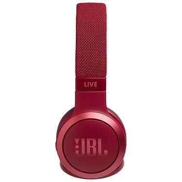 Acheter JBL LIVE 400BT Rouge
