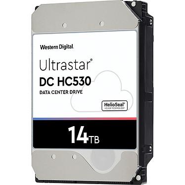 "Western Digital Ultrastar DC HC530 14 To (0F31051) Disque dur serveur 3.5"" 14 To 7200 RPM 512 Mo SAS 12Gb/s 512e TCG (bulk)"