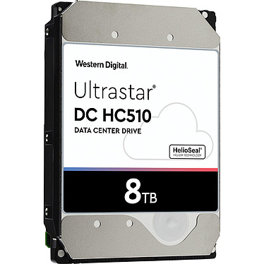 Avis Western Digital Ultrastar DC HC510 8 To (0F27610)