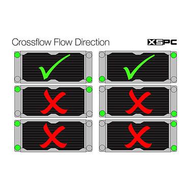 XSPC CrossFlow EX240 V2 pas cher