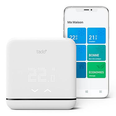 Tado Termostato inteligente para aire acondicionado V3+ Termostato inteligente para controlar tu aire acondicionado