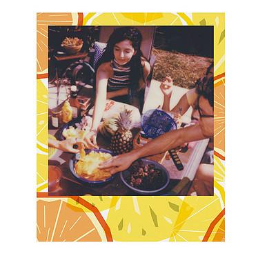 Acheter Polaroid Color 600 Film Summer Fruits