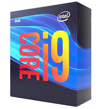 Avis Intel Core i9-9900 (3.1 GHz / 5.0 GHz)