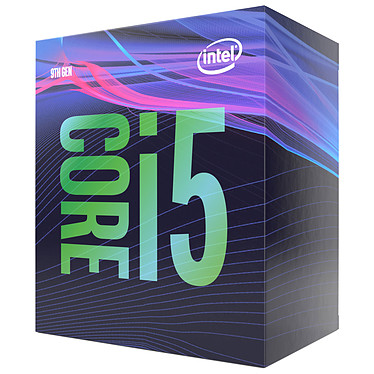 Avis Intel Core i5-9500 (3.0 GHz / 4.4 GHz)