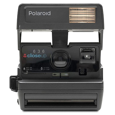 Polaroid OneStep Close Up Appareil photo instantané à focale fixe avec flash automatique