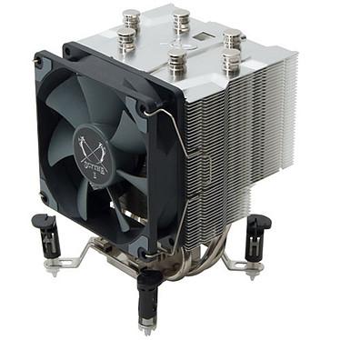 Scythe Katana 5 Ventilateur pour processeur (Intel 775/1150/1151/1155/1156/1366 / 2011 et AMD AM2/AM2+/AM3/AM3+/AM4/FM1/FM2/FM2+)