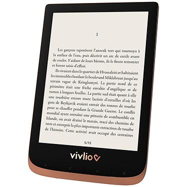 Avis Vivlio Touch HD Plus Cuivre/Noir + Pack d'eBooks OFFERT