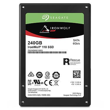 Acheter Seagate SSD IronWolf 110 240 Go