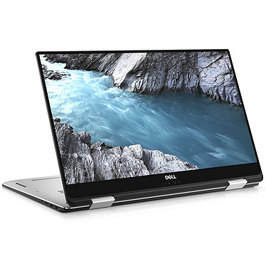 "Dell XPS 15 9575 2-en-1 (KVTFG) Intel Core i7-8705G 16 Go SSD 1 To 15.6"" LED Tactile Ultra HD Wi-Fi AC/Bluetooth Webcam Windows 10 Famille 64 bits"