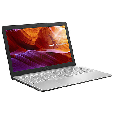 "ASUS R543UA-DM1931T Intel Pentium 4417U 4 Go SSD 256 Go 15.6"" LED Full HD Wi-Fi N/Bluetooth Webcam Windows 10 Famille 64 bits (garantie constructeur 2 ans)"
