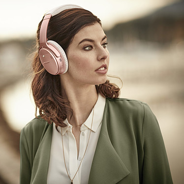 Acheter Bose QuietComfort 35 II Wireless Rose Or