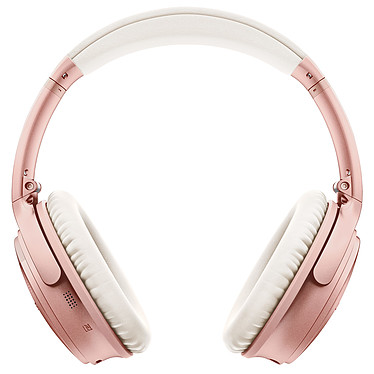 Avis Bose QuietComfort 35 II Wireless Rose Or