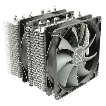 Scythe Fuma Rev. B Ventilateur processeur 120 mm pour socket Intel et AMD