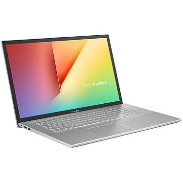 """ASUS Vivobook S17 S712FA-AU490T Intel Core i7-10510U 8 Go SSD 512 Go 17.3"""" LED Full HD Wi-Fi AC/Bluetooth Webcam Windows 10 Famille 64 bits"""