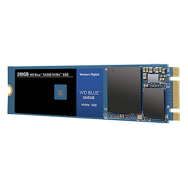 Western Digital SSD WD Blue SN500 250 Go