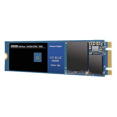 Western Digital SSD WD Blue SN500 250 Go SSD 250 Go M.2 PCIe NVMe 3.0 x2 NAND 3D TLC