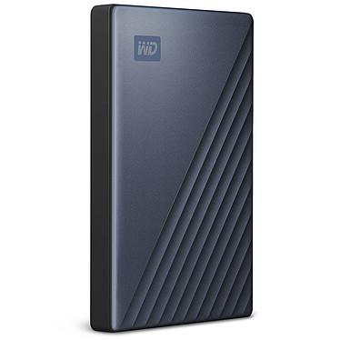 Avis WD My Passport Ultra 2 To Bleu (USB 3.0/USB-C)