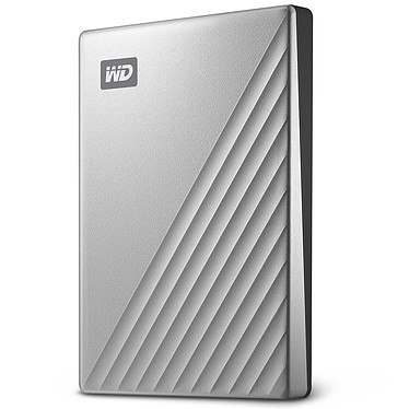 Avis WD My Passport Ultra 2 To Argent (USB 3.0/USB-C)