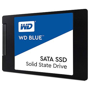"Western Digital SSD WD Blue 2 To SSD 2 To 2.5"" 7mm Serial ATA 6Gb/s"