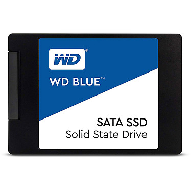 Avis Western Digital SSD WD Blue 2 To