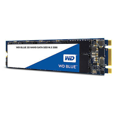 Western Digital SSD WD Blue 250 Go SSD 250 Go M.2 Serial ATA 6Gb/s